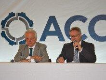 Vice-Governador e o presidente da ACCIE
