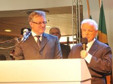 Romeo Madalozzo é homenageado na Frinape 2013