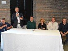 Presidente da ACCIE, Claudionor Mores, falou que o Erechim é Massa será um evento marcante de gastronomia