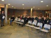 Conselheiros acompanharam a explanação de Claudionor Mores