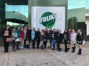 Grupo de RH da ACCIE, na Fruki